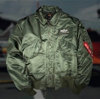 US Fliegerjacke CWU, ALPHA-Industries