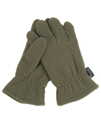 Fleece-Fingerhandschuhe, Thinsulate