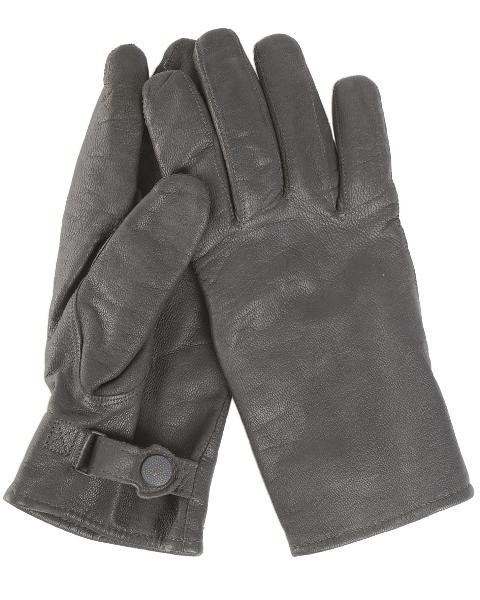 BW Handschuhe Ziegenleder, gefüttert