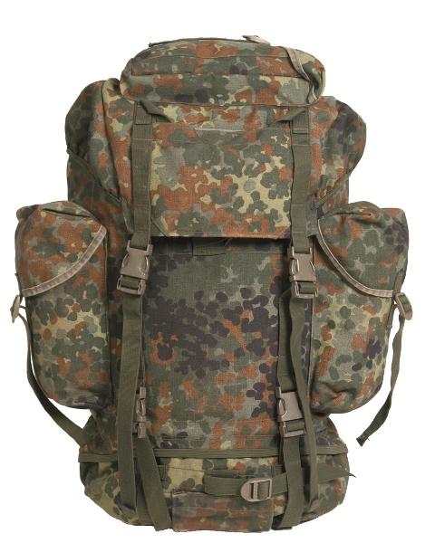 BW Kampfrucksack, gebr.