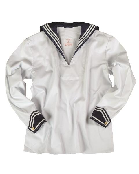 BW Marinehemd, gebr.