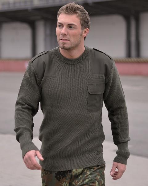 BW Pullover, neu