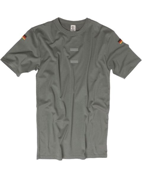 BW Unterhemd mit Nationalabzeichen,    2-schichtig, neu, KÖHLER