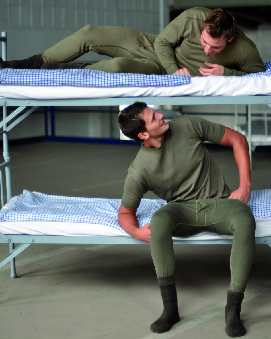 BW Unterhemden/ oder -hosen orig., neu