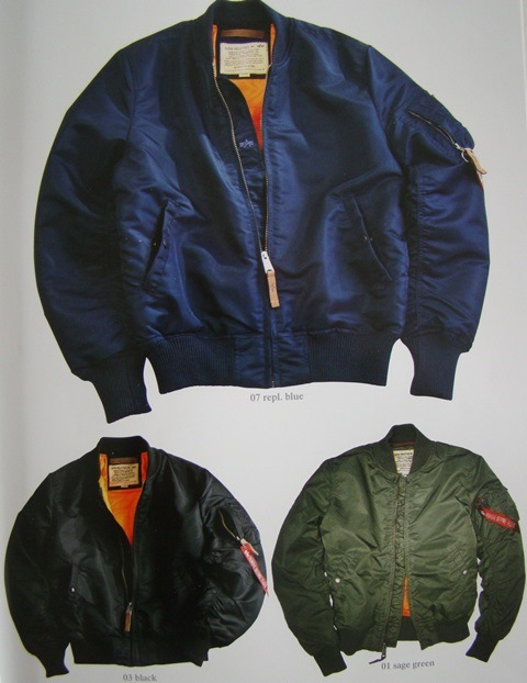 US Fliegerjacke MA-1,  ALPHA-Industries