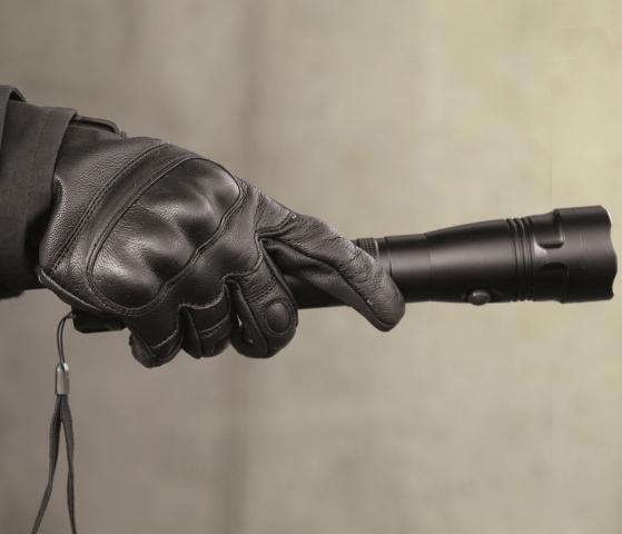 Tactical Gloves Leder