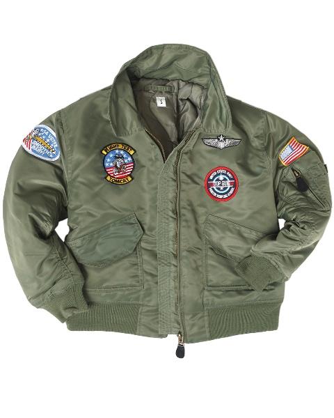 US Fliegerjacke MA1
