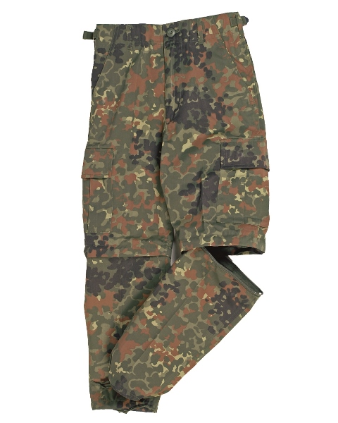 US Zipp-Off BDU Hose