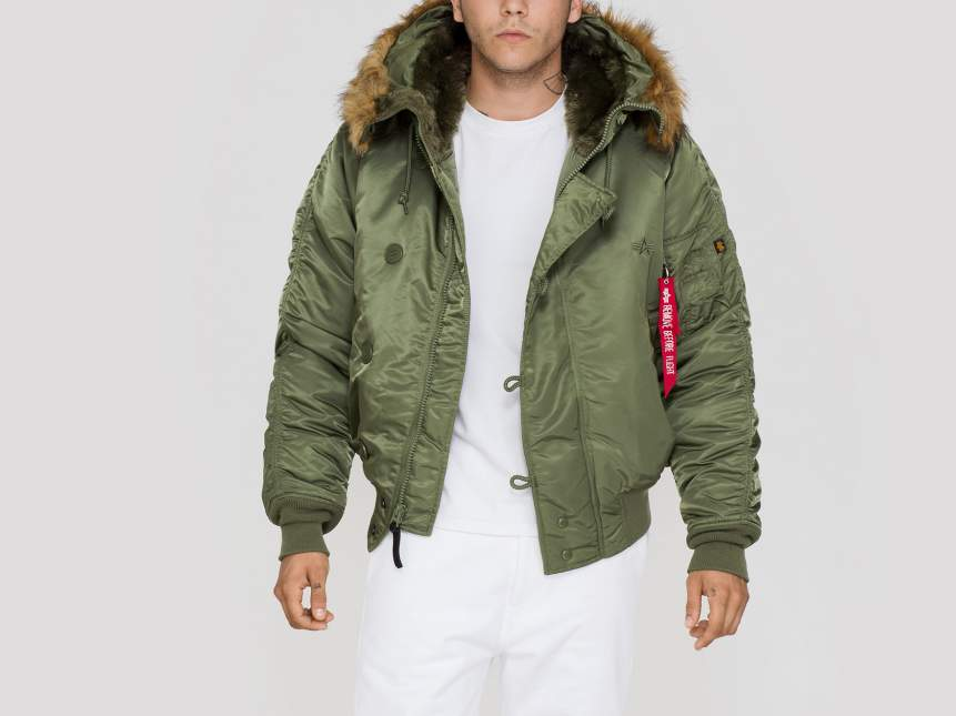 US Fliegerjacke N2B, ALPHA-Industries